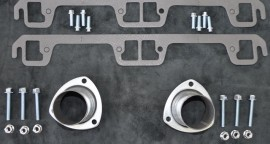 Gaskets Bolts and Collectors