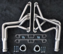 Headers Top View