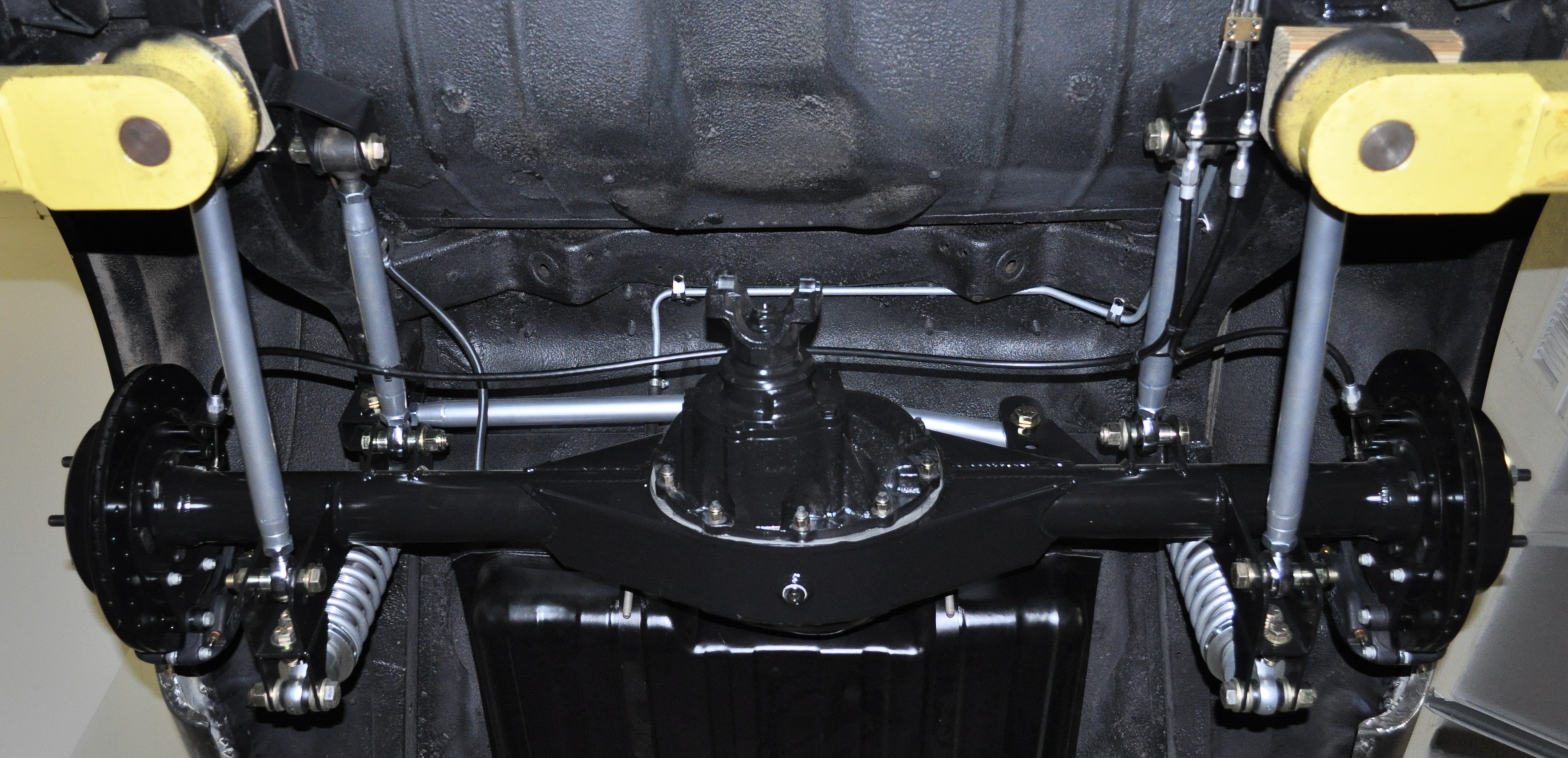 4-Link AMC Coil-Over Rear Suspension Systems | Control Freak Suspensions