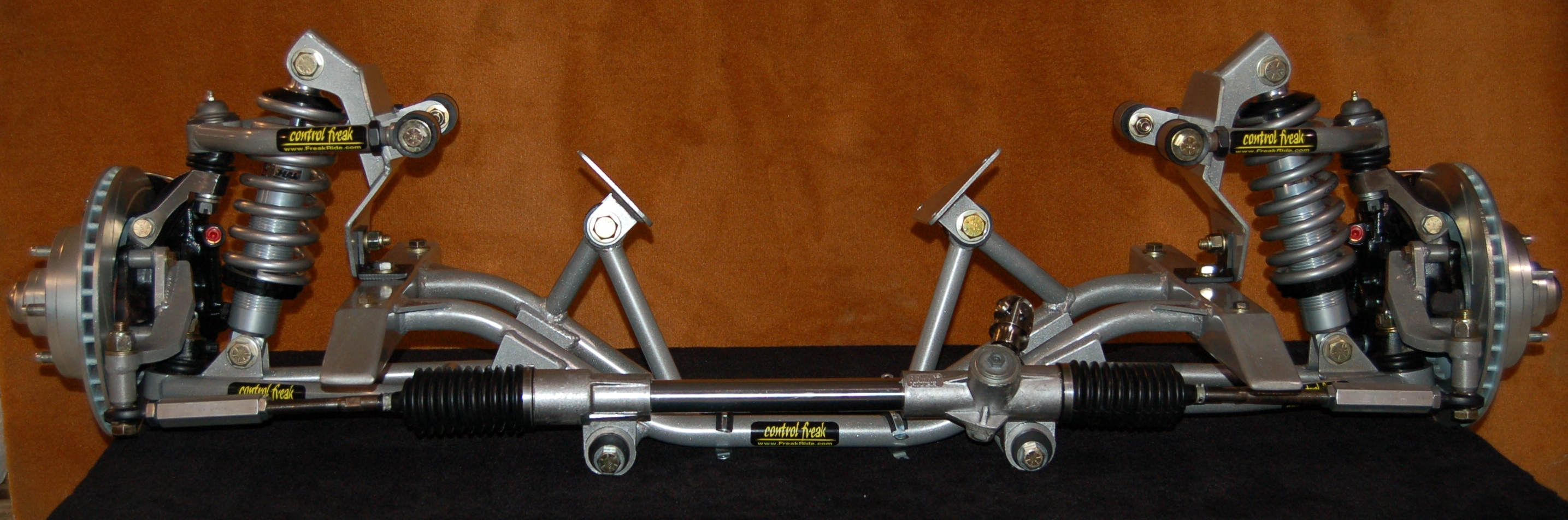 Independent Front Suspension Ifs Systems Amc
