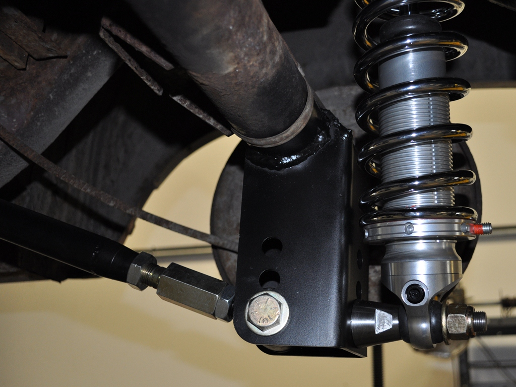 4 Link Amc Coil Over Rear Suspension Systems Control