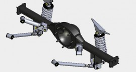 RS-3400 GM A-Body Front CAD